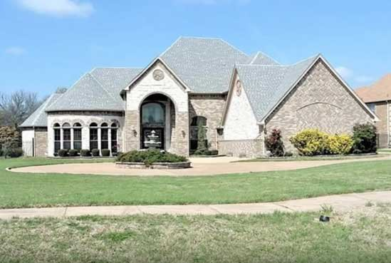 dallas tx exterior home - grant trevithick real estate investor and professional trainer
