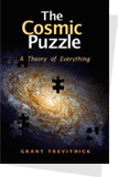 The Cosmic Puzzle Book Cover by grant trevithick real estate investor