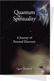 Quantum Spirituality Book Cover by grant trevithick real estate investor
